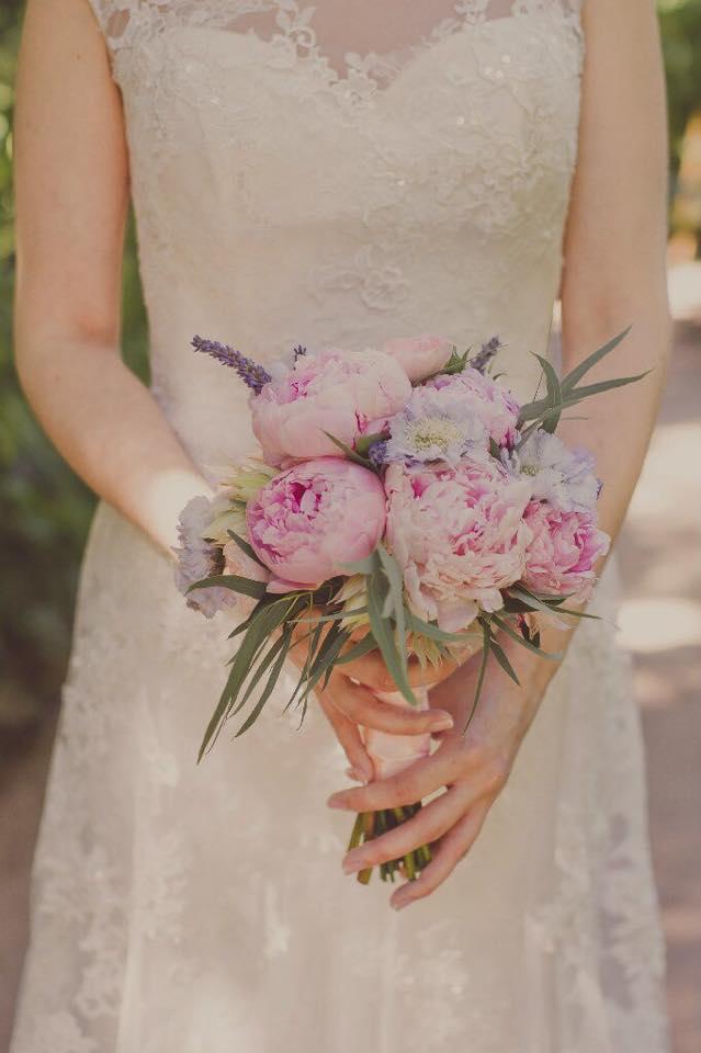 Букеты невесты небольшие
