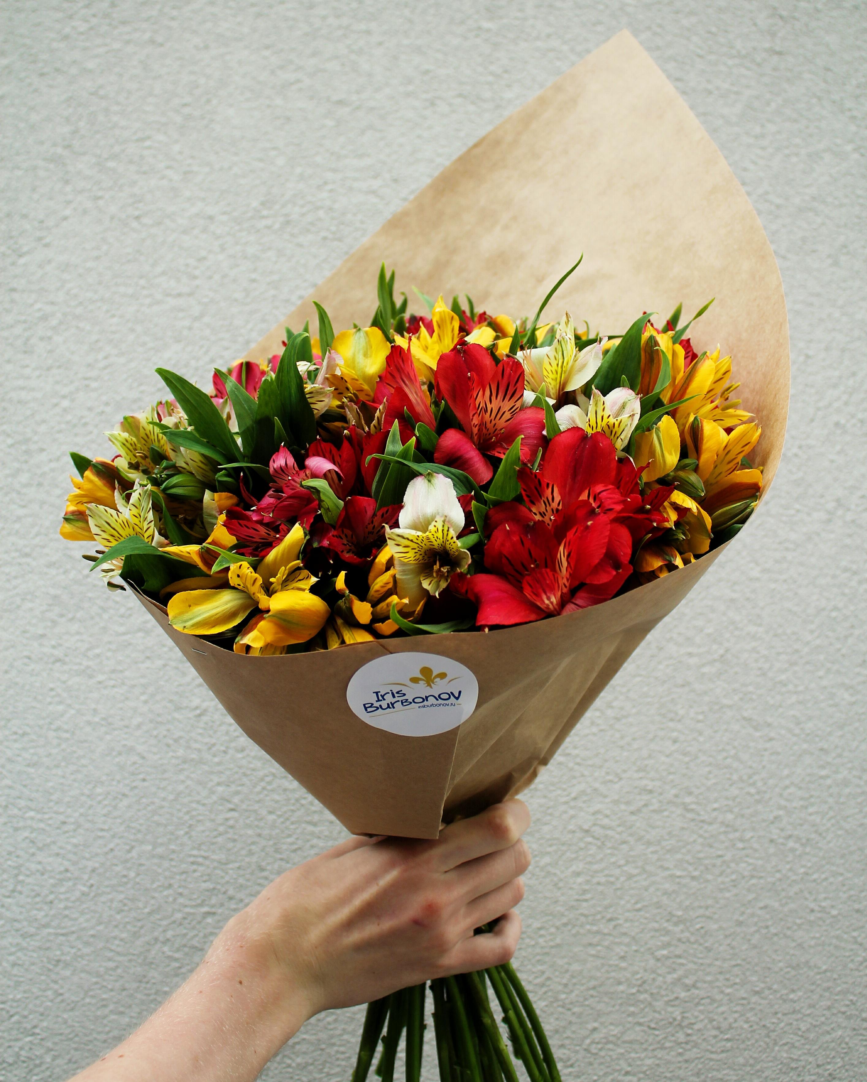 Открытки и упаковка цветов