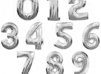 воздушные цифры