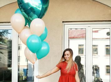 11 воздушных шаров цена
