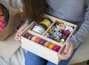 Идеи вкусных подарков
