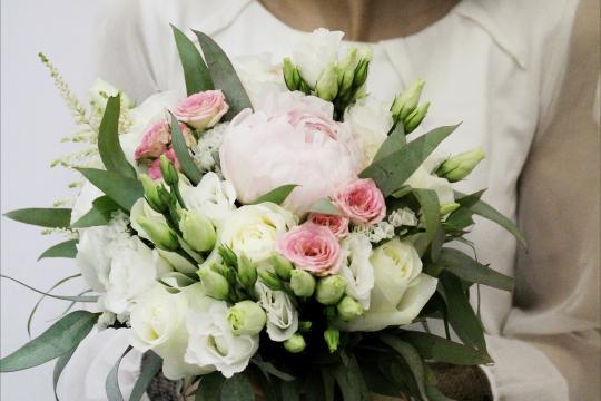 небольшой букет невесты цена