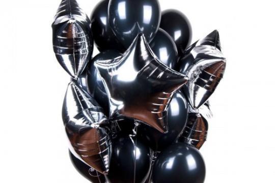 черные шарики недорого