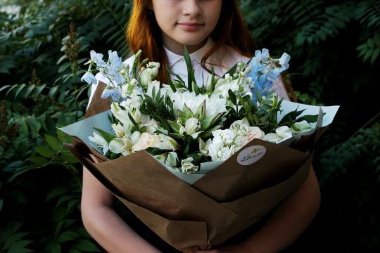 цветы на 1 сентября цена