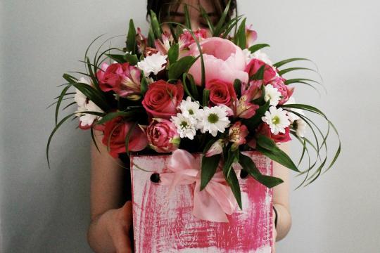 цветы недорого