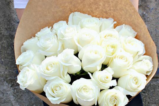 Доставка цветов розы