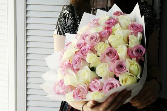 51 роза 40 см цена