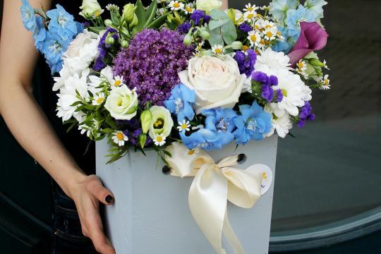 ящик с цветами недорого