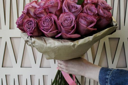 Букет роз для любимой