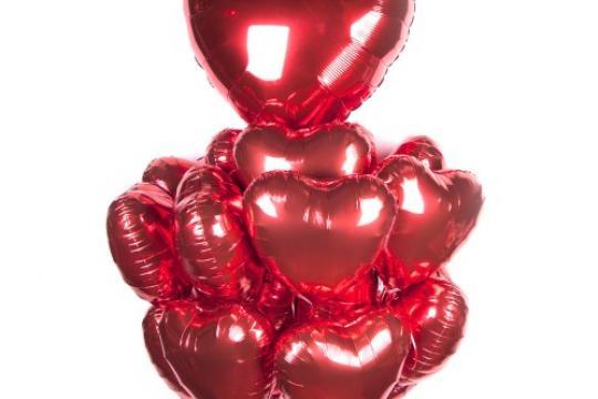 воздушные шары в подарок