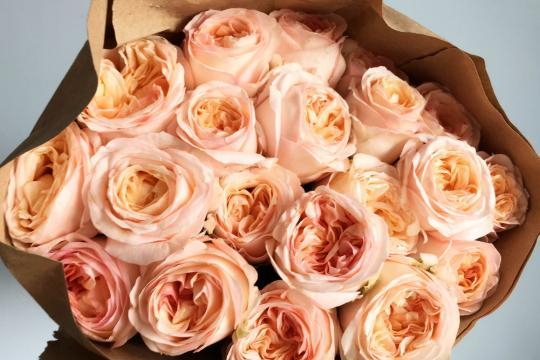 Букет цветов с доставкой в Екатеринбурге