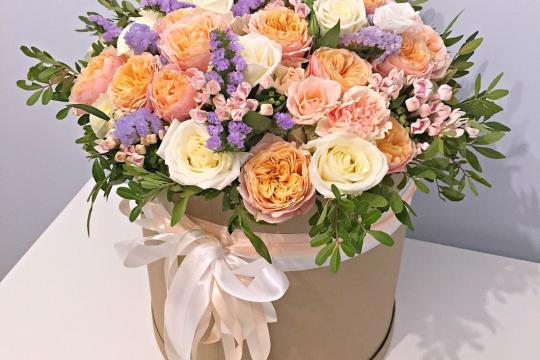 Цветы любимой маме
