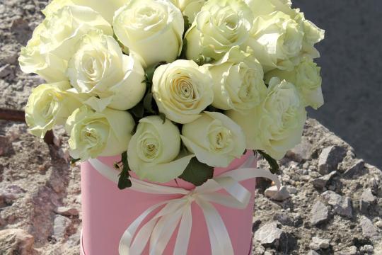 25 роз Екатеринбург