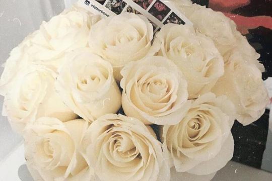 Лучшие букеты роз