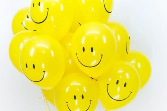 фольгированные воздушные шары цена